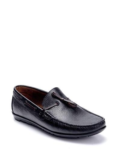 Derimod Erkek Loafer(M-101) Casual Siyah